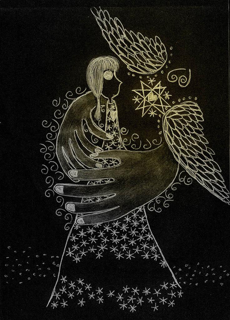 Imaginary hug