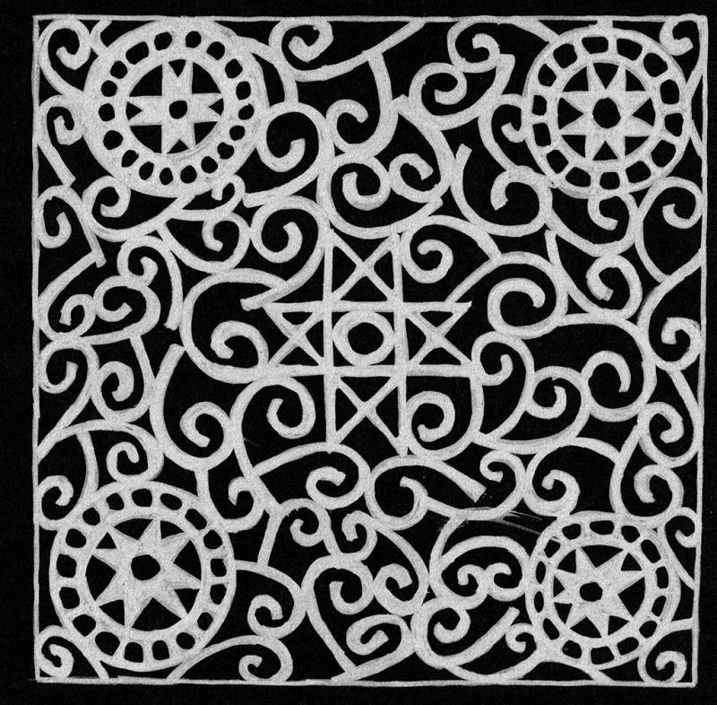 One pattern