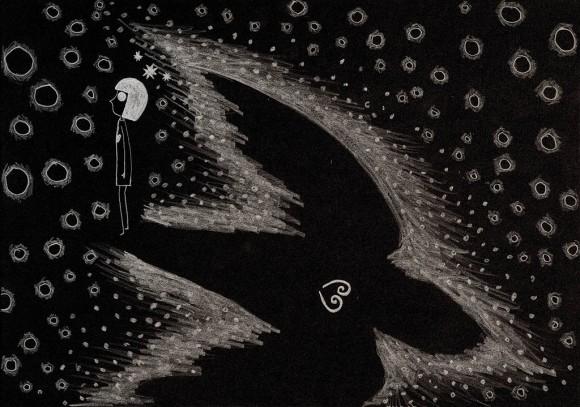 Broken dream follows You like a shadow .. you can run away .. but where? .. where is no shadow?