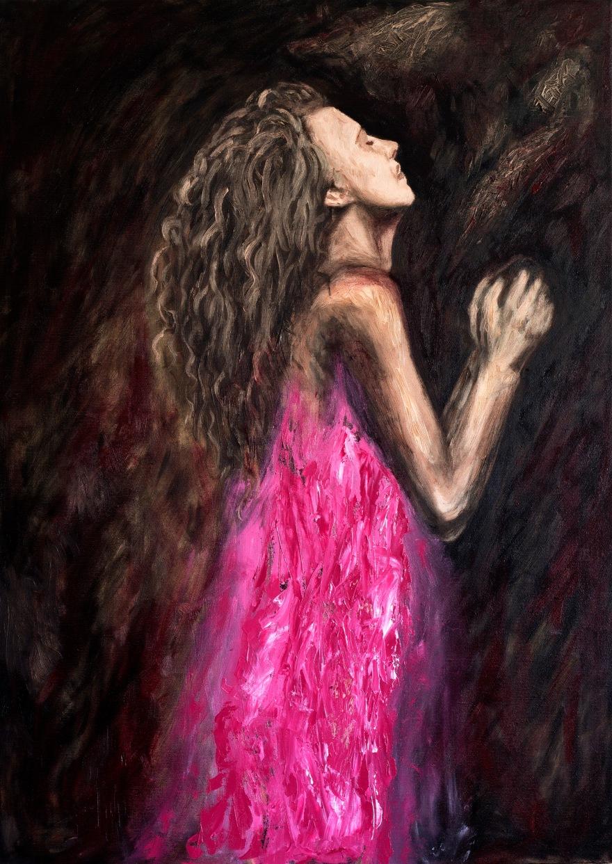 Is pink love. Tauno Erik