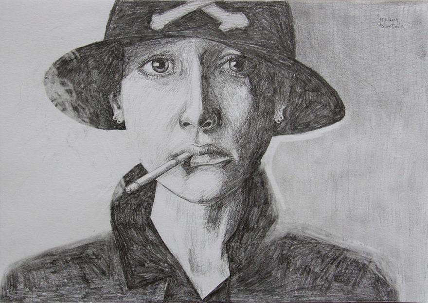 Black hat. Tauno Erik