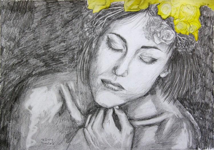 Yellow thought. Tauno Erik