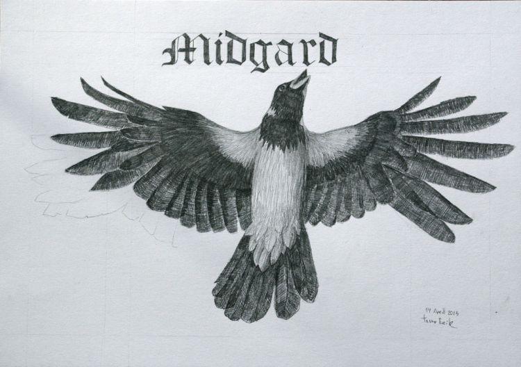 Midgard. Tauno Erik
