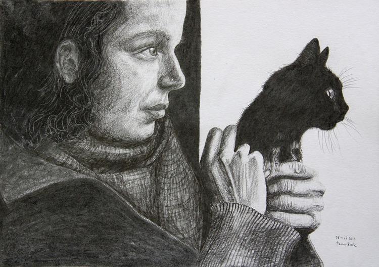 Black Cat. Tauno Erik