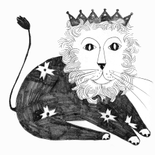 Tauno Erik: Otilaane lõvi