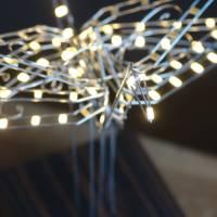 "Electronic ""paper crane"" or orizuru - freeform circuit"