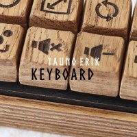 Custom Wooden Mechanical Keyboard